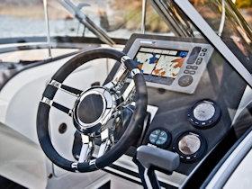 Рулевое управление на лодку и катер