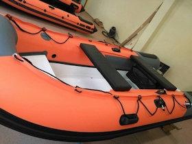 Лодки РИБ (RIB) с жестким дном