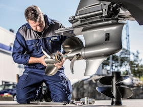 Инструменты для обслуживания лодочного мотора