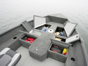 Люки и решетки врезные для лодок