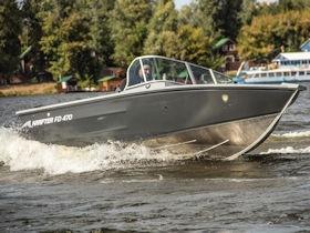 Алюминиевые лодки Krafter