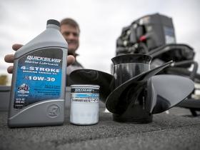 Технические жидкости для лодочных моторов