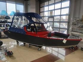 Алюминиевые лодки Viking