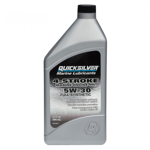 Масло Quicksilver синтетическое 5W30