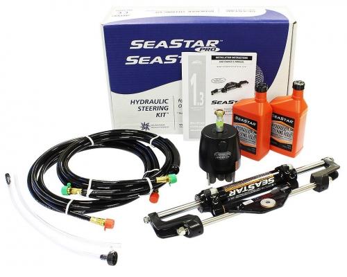 Гидравлическая система рулевого управления SeaStar 1,7 длиной 16 футов