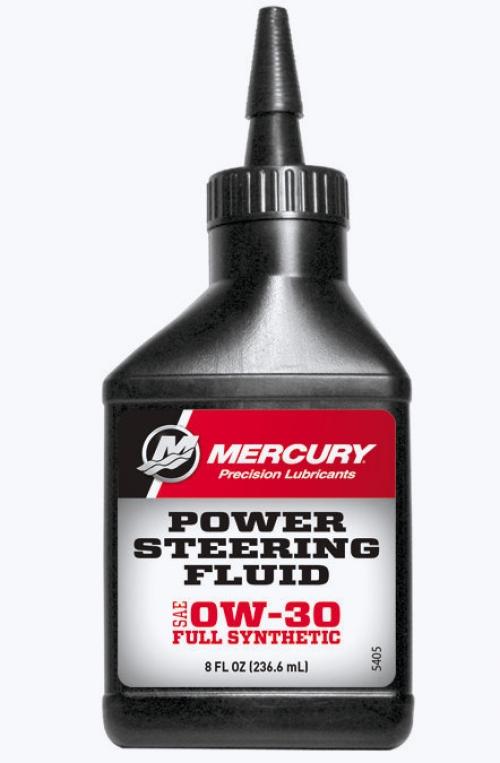 Quicksilver гидравлическая жидкость Power Steering
