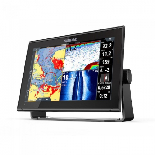 Simrad GO 12 XSE ROW Active Imaging 3 в 1
