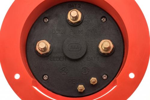 Переключатель аккумулятора Attwood 4-позиционный