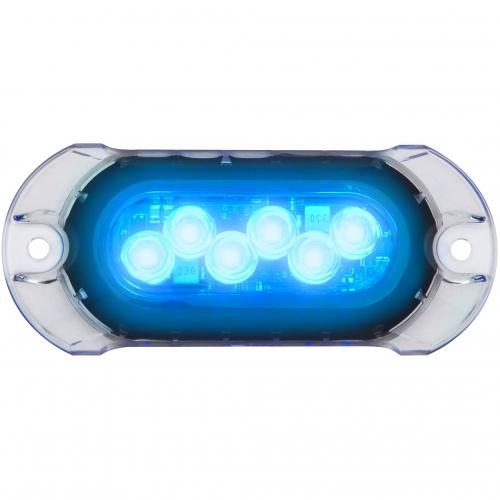 """Подводное освещение для яхты Attwood 5.0 HP - 5"""" length, 6 LED синий 1350 люменов"""