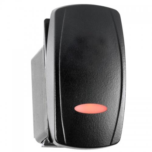 Выключатель влагозащищенный Osculati MARINA TOP с фиксацией и подсветкой
