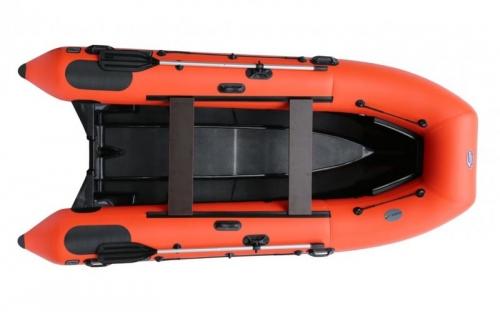 Наши Лодки РИБ Навигатор 370R