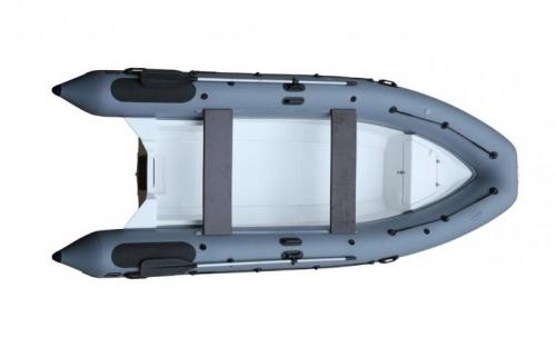 Наши Лодки РИБ Навигатор 460R Pro