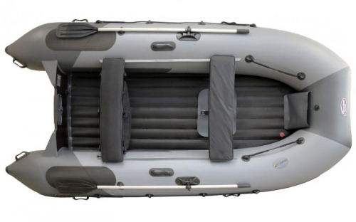Наши Лодки Навигатор 350 НДНД PRO