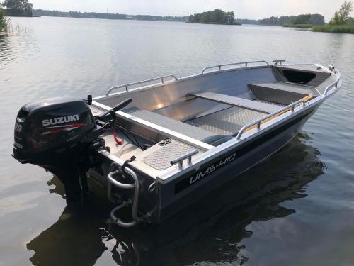 Лодка TUNA Boats 425 М