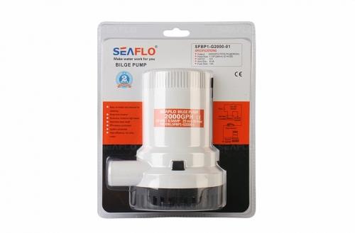 Помпа SeaFlo 12B 2000GPH non-auto