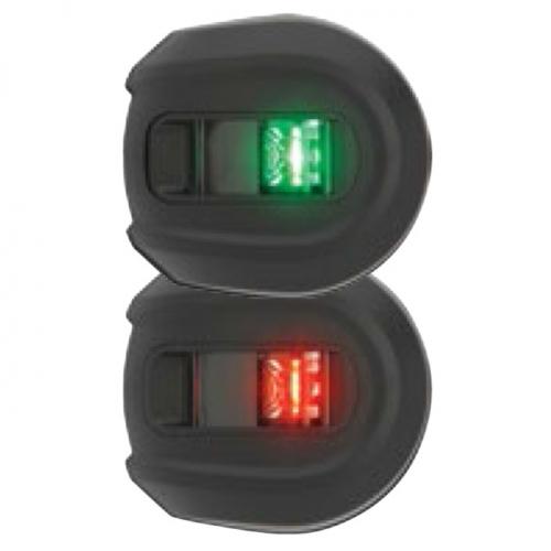 Навигационные огни Attwood LightArmor LED (красный и зеленый) пластик
