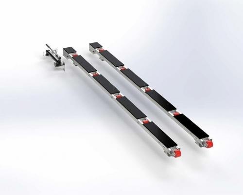Роликовая система Практик МЗСА 81771G.021-81773G.021