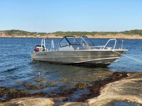 Лодка TUNA Boats 485 DС