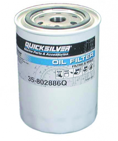 Масляный фильтр MerCruiser Quicksilver MCM/MIE Ford