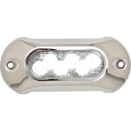 Огонь подводный белый Attwood Light Armor LIGHT-UW,12/24,06LED,WHT