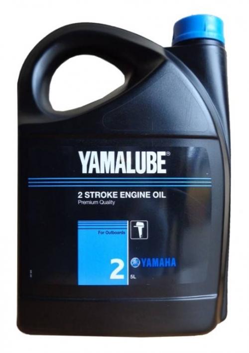 Моторное масло Yamalube 2 для лодочных моторов (2Т, минер.)