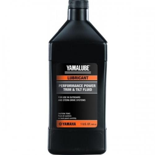 Трансмиссионное масло Yamalube для гидроподъема лодочных моторов