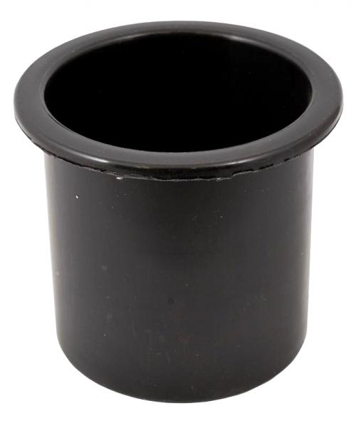 Держатель стаканов врезной Attwood 73мм, черный