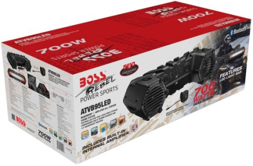 Музыкальная установка Boss Audio ATVB95LED