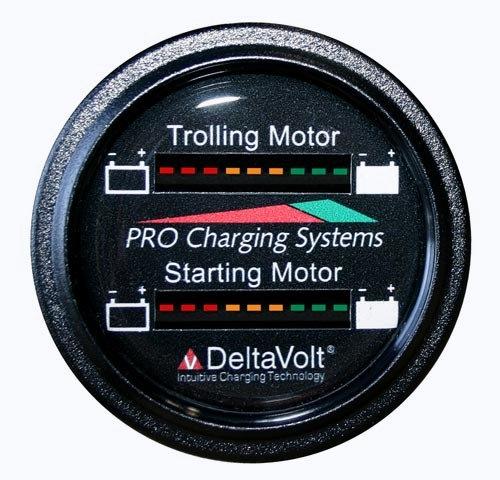 Индикатор заряда аккумулятора Dual Pro