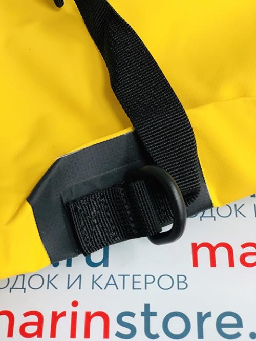 Гермомешок Attwood (сухая сумка) 40л желтая