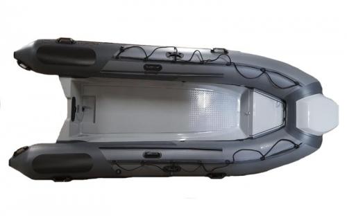 Наши Лодки РИБ Навигатор 380R Pro
