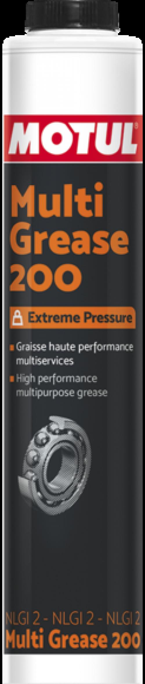 Пластичная смазка Motul MULTIGREASE 200