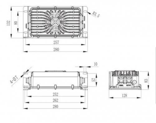 Зарядное устройство для АКБ Aspil Energy AE-1230