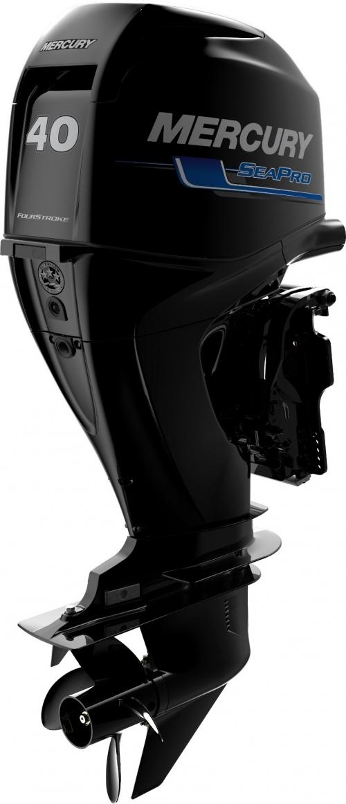 Mercury F40 ELGABT EFI CT SeaPro
