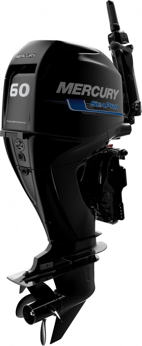Mercury F60 ELGABT EFI CT SeaPro