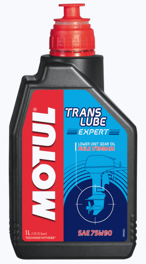 Трансмиссионные масла Motul TRANSLUBE EXPERT 75W-90