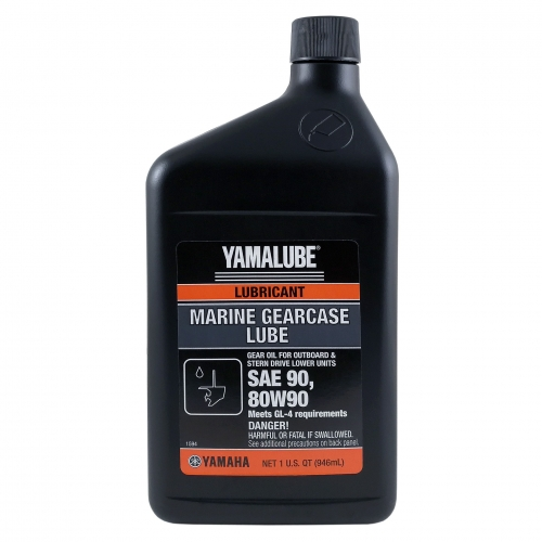Трансмиссионное масло Yamalube для лодочных моторов