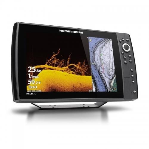 Эхолот Humminbird HELIX 12x CHIRP MEGA SI+ GPS G4N