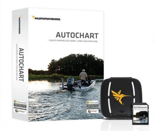 Программа создания карт AutoChart PRO™
