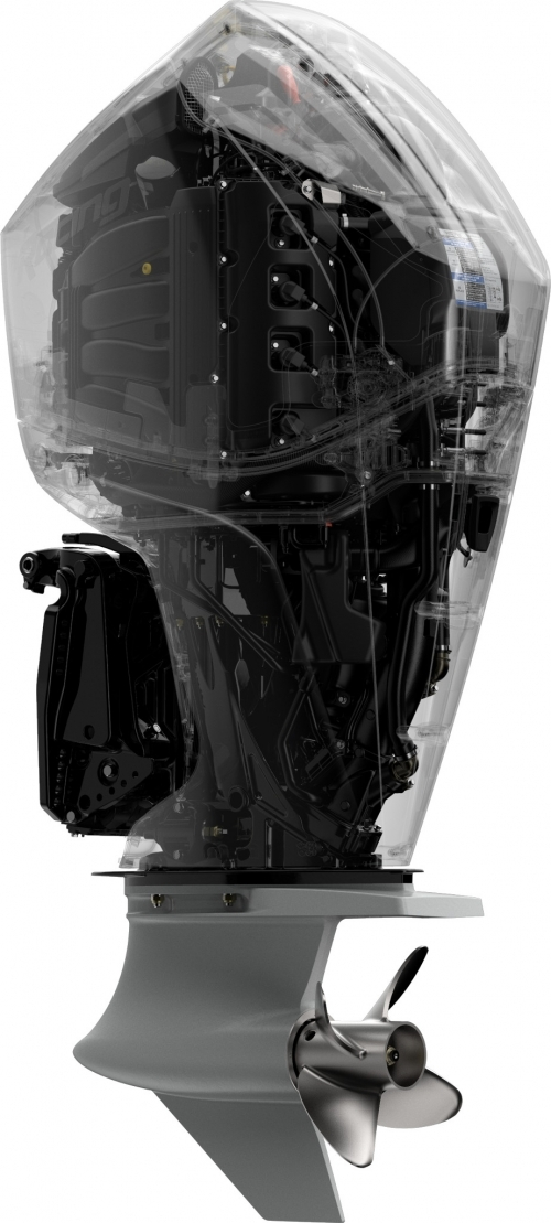 Mercury V8 200 ProXS