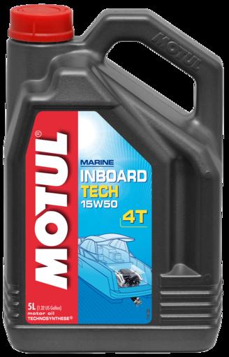Моторное масло Motul INBOARD TECH 4T 15W-50