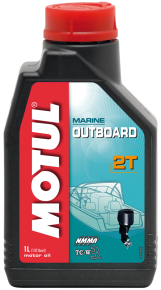 Моторное масло Motul OUTBOARD 2T