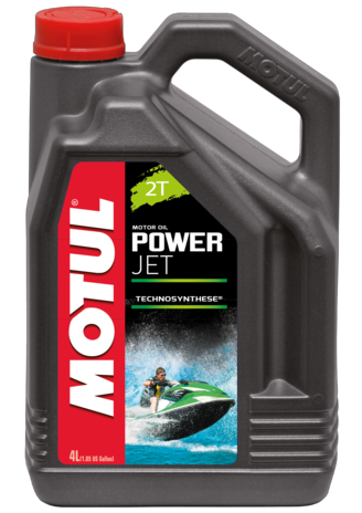 Моторное масло Motul POWERJET 2T