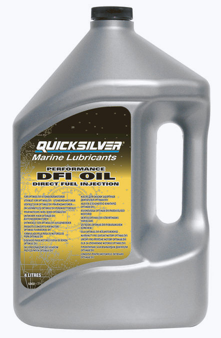 Quicksilver моторное масло 2-cycle OptiMax / DFI outboard oil