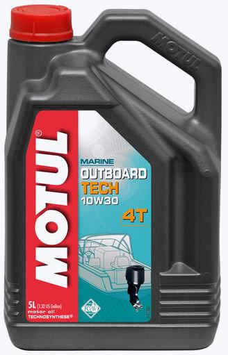 Моторное масло Motul OUTBOARD TECH 4T 10W-30