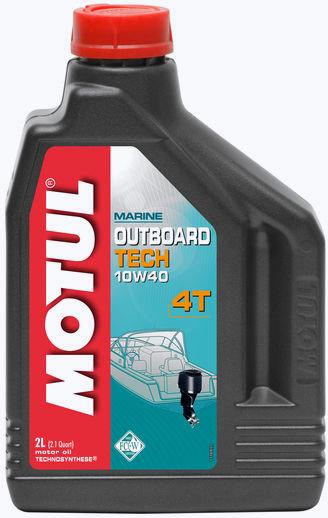 Моторное масло Motul OUTBOARD TECH 4T 10W-40