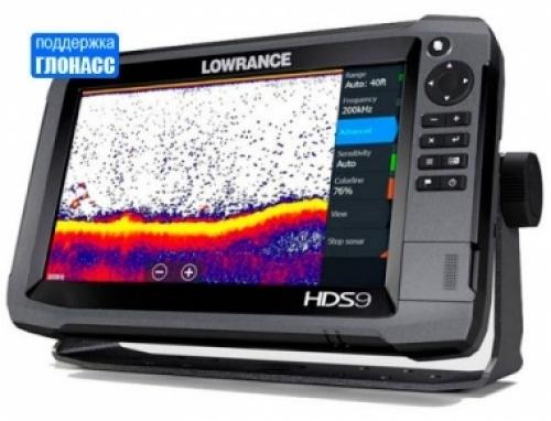 Lowrance HDS-9 Gen3