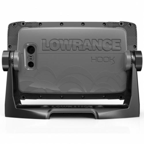 Lowrance HOOK2-7 SplitShot