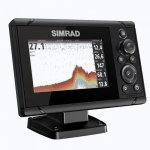 Simrad Cruise 5 ROW Base Chart 83/200 XDCR