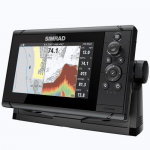 Simrad Cruise 7 ROW Base Chart 83/200 XDCR